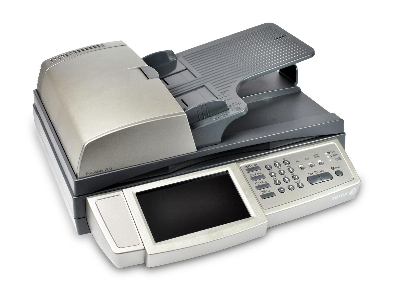 XEROX  DOCUMATE 3920 N A4 FLATBED DUPLEX 20 PPM 14IPM, 50SF ADF, NETWORK