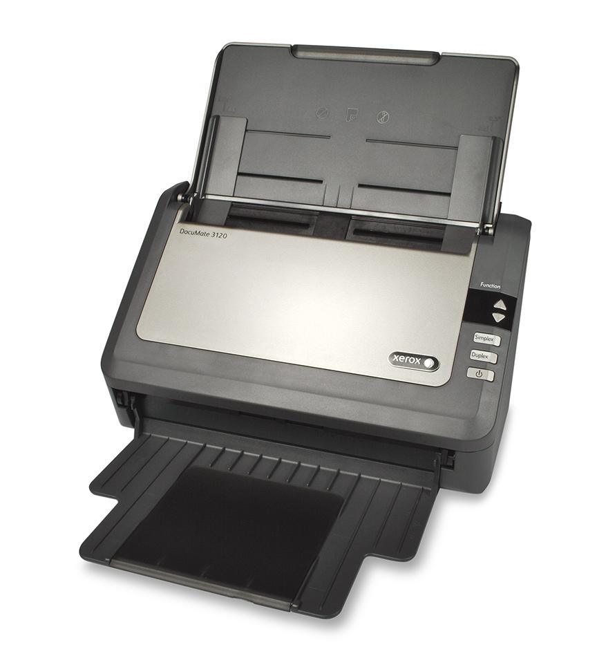 XEROX 100N02942 DOCUMATE 4440İ A4 DUPLEX 40 ppm 80 ipm, 50sf ADF, 600 dpi, USB 2.0, KİMLİK TARAMA