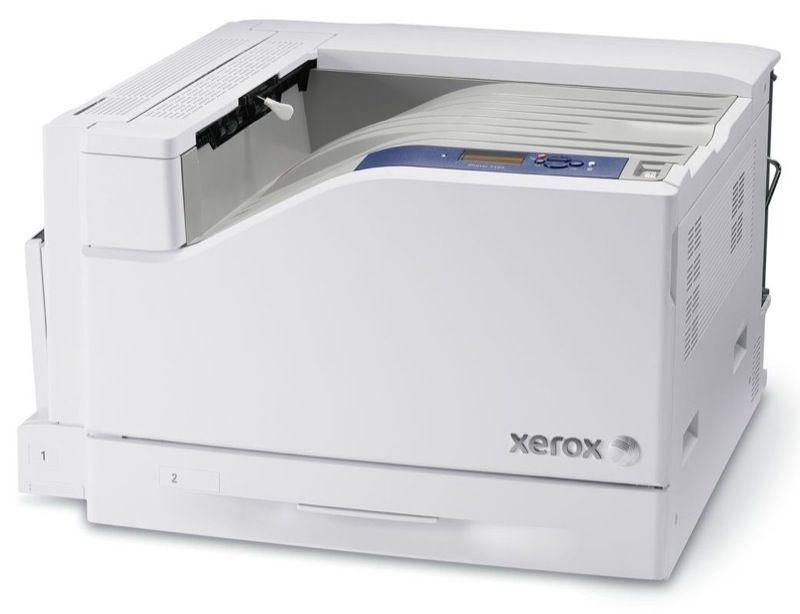 XEROX PHASER 7500V_N: A3 SRA3 BOYUT AĞ RENKLİ Hİ-Q LED YAZICI
